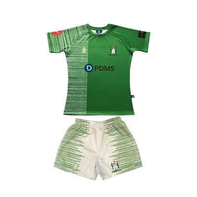 Youth Stitched Football Jerseys Sleeveless Rugby Jersey Uniform