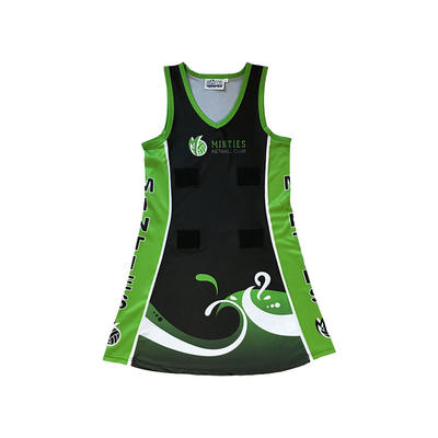 Ladies Wear Latest Fashion Sport Uniform Design Adult Short Netball Skirt For Women